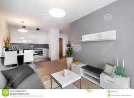 Kitchen Living Room Designs Modern Interior Design Living Room Stock Photo Image 39433113