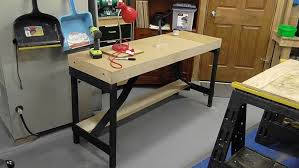 Portable Work Bench The Barn On White Run The Nearly Perfect Portable Workbench