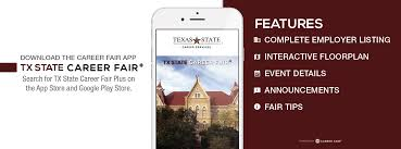 Sample Resume For Job Fair by Events U0026 Fairs Career Services Texas State University