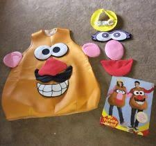 Potato Head Halloween Costumes Potato Head Costume Ebay