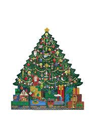 byers choice tree advent calendar reviews wayfair