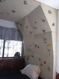 Beds On Craigslist Check Out This Climbing Wall On Craigslist That U0027s Built Into The