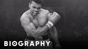 muhammad ali brief biography muhammad ali boxer mini bio bio youtube
