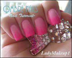 ombre nails tutorial tutorial de uñas estilo ombre dreams