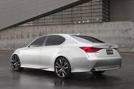 lexus new york auto show exposed lexus lf gh hybrid concept debuts before new york auto