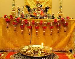 How To Decorate Janmashtami At Home Decoration Ideas For Krishna Janmashtami Festive Decor Ieas