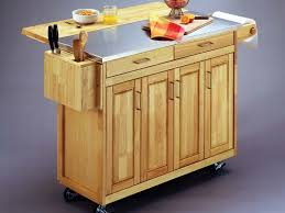 Kitchen Island Buffet Kitchen 4 Wooden Kitchen Carts And Islands Styles
