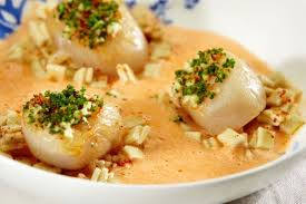 cuisiner les crozets recette de noix de jacques de la baie de st brieuc aux crozets