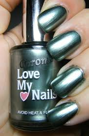 deez nailz love my nails chrome envy