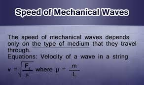 wave speed ck 12 foundation
