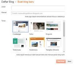 blogger atau blogspot blogger vs wordpress platform blogging yang tepat untuk anda