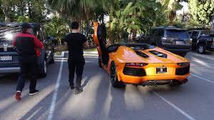 New Lamborghini Aventador - tai lopez gets a new lamborghini aventador u0026 risks 45 000 in a
