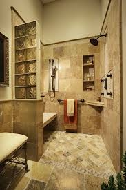 Best Ideas About Wheelchair Accessible Shower On Pinterest - Handicapped bathroom designs