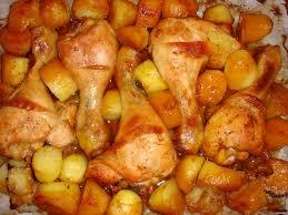 cuisiner des pilons de poulet pilons de poulets aux pommes de terre et miel la cuisine de oumotalal