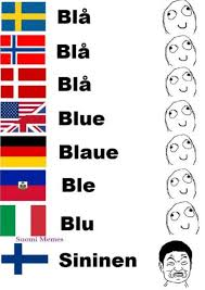 Finnish Language Meme - finnish is weard language album on imgur