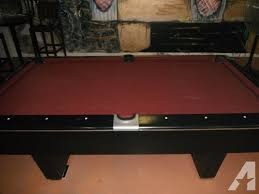 pool tables for sale in michigan gandy big g professional pool tables 9 lapeer for sale in