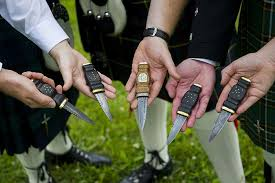 knives for groomsmen marysville ohio farm wedding