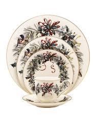 lenox winter greetings dinnerware belk