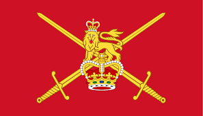 Army Service Flag File Flag Of The British Army 1938 Present Svg Wikimedia Commons