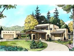 adobe home plans adobe house plans two adobe home plan design 008h 0019 at