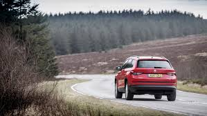 skoda kodiaq se l 1 4 tsi dsg 2017 review by car magazine