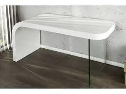 bureau blanc laqué brillant bureau blanc laqué brillant vente mobilier bureau reservation cing