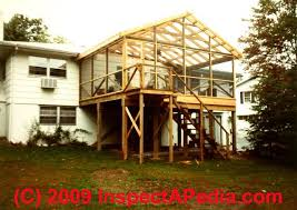roof framing definition of collar ties rafter ties structural