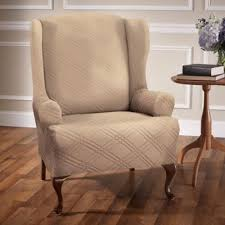 buy slipcovers for wing chairs from bed bath u0026 beyond