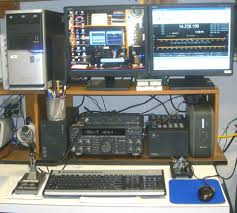 operating hf2 at the gator amateur radio club w4dfu at the
