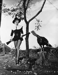 turkey u0026 vintage hollywood thanksgiving pinups