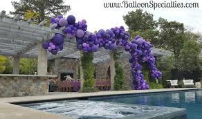 balloon delivery san francisco balloon garland balloon specialties