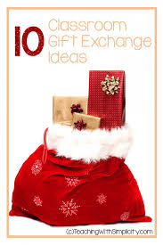 10 classroom gift exchange ideas 5th grade pinterest