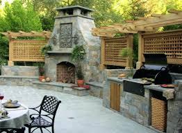 cuisine exterieure en amenagement barbecue exterieur une cuisine exterieure en