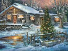cheap free christmas scenery aliexpress alibaba