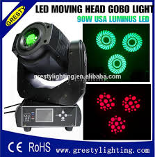 Cheap Moving Head Lights 60w Led Moving Head 60w Led Moving Head Suppliers And