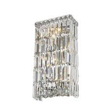 Chandelier Sconce Sconces Lighting The Home Depot