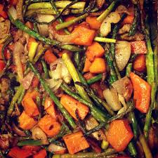 Roasted Vegetable Recipe by Happy New Year My New Years U0027 Resolutions U0026 Roasted Vegetable