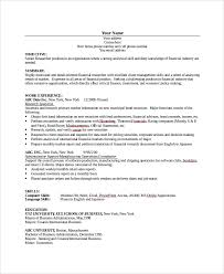 Scrum Master Resume Example by Resume Example 8 Samples In Word Pdf