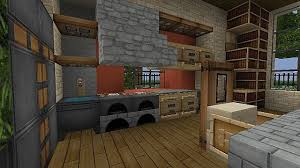 Kitchen Ideas Minecraft Minecraft Kitchen Design Home Design Plan