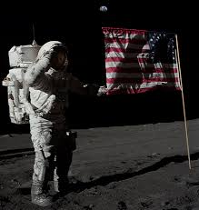 American Flag On The Moon More Creativity Fun And Inspriation