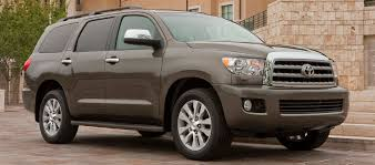 2000 toyota sequoia 2012 toyota sequoia safer towing and blind spot monitoring add