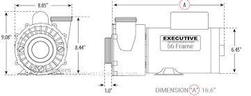 pf 35 2n22c waterway tub pump 3 5hp canada