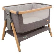 Bed Side Cribs Tutti Bambini Cozee Bedside Crib Nursery Baby