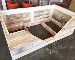 wood dog beds etsy