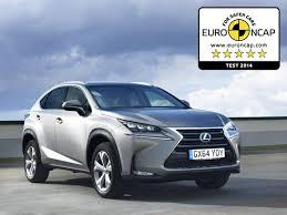 lexus in nc lexus nx scores maximum five ncap safety rating lexus