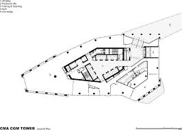 hadid architects cma cgm tower