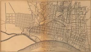 Memphis Map File Memphis Sewers 1880 Jpg Wikimedia Commons