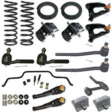 67 mustang suspension mustang supreme front steering and suspension kit power steering