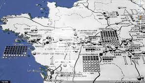 Quick Maps The Digital Military Historian Aef Supply Maps World War I
