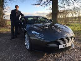 aston martin rapide volante possible christmas by aston martin db11 by car magazine